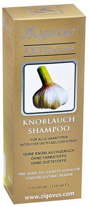 Zigavus Extra Plus Knoblauch Shampoo (150ml)