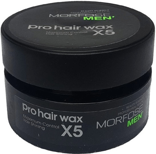 Morfose Men Pro Hair Wax X5 (150ml)