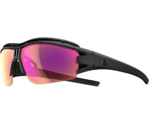 adidas eyewear Evil Eye Halfrim Pro S1 3 (VLT 13 62%) Sonnenbrille Black Matt | L LST Bright Vario Purpple Mirror S1 3