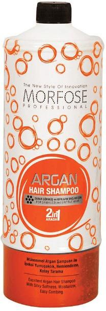 Morfose Argan Hair Shampoo (1000ml)