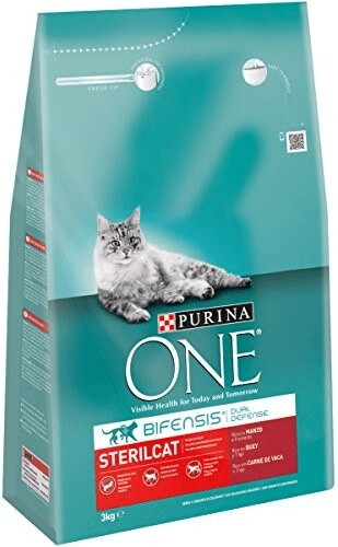 Image of Purina One Bifensis Sterilcat beef
