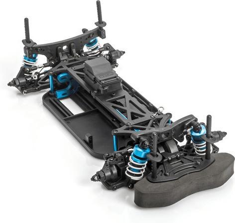 LRP S10 Blast TC 2 Clubracer, ohne Reifen und K...