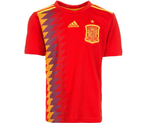 b2b619274 Buy Adidas Spain Replica Shirt Youth 2018 from £24.99 – Best Deals ...