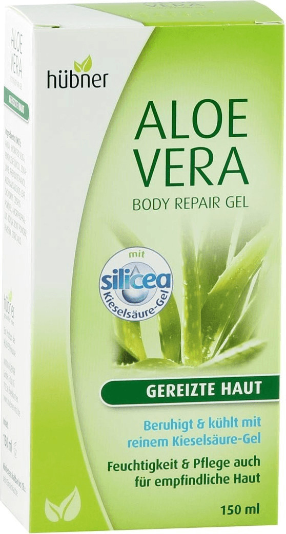 Hübner Aloe Vera Body Repair Gel (150ml)