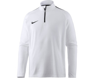 6e94acc6a71c Buy Nike Dri-FIT Academy Football Shirt with Zip white black from ...