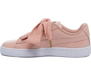 puma sneaker basket heart damen
