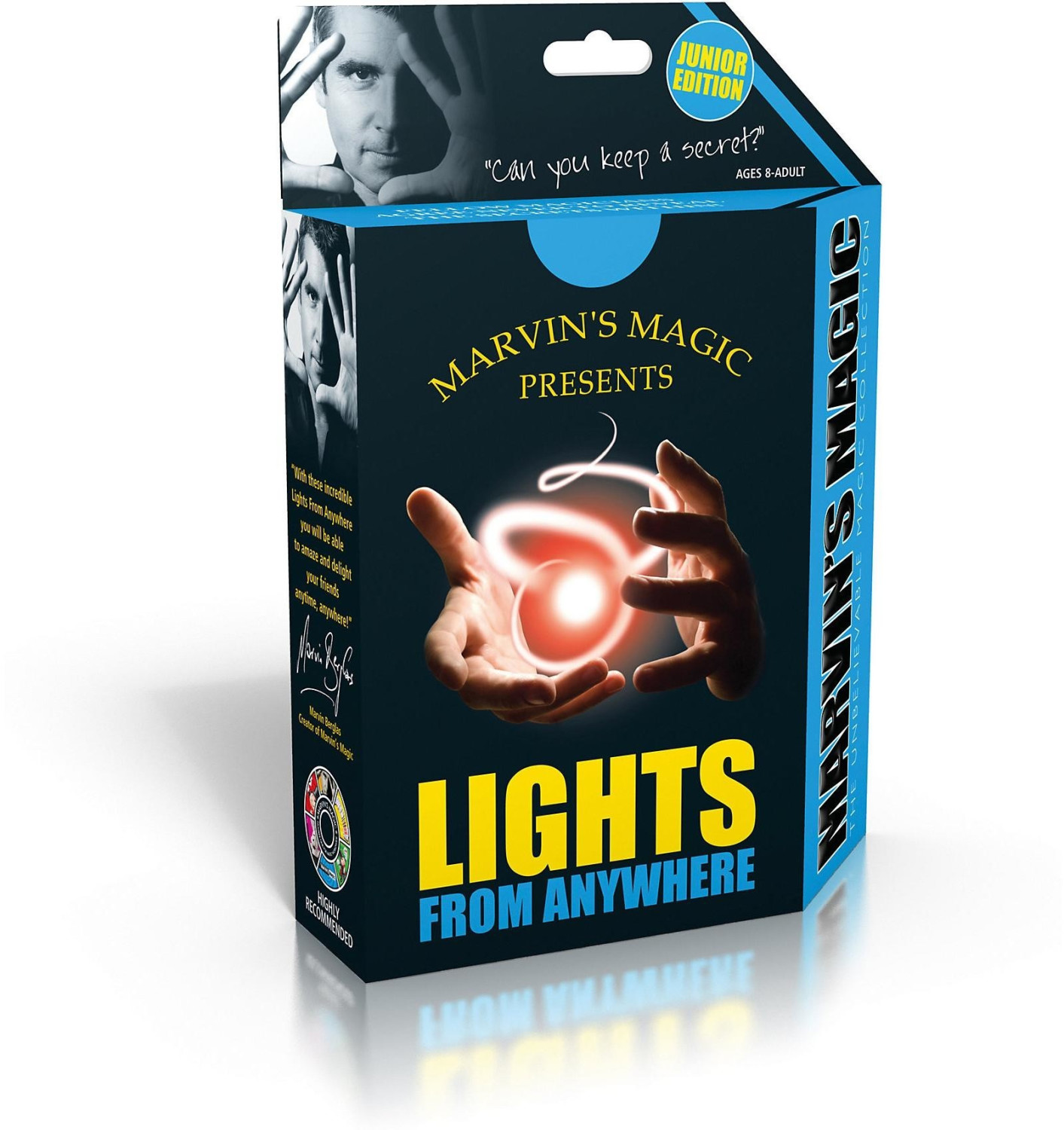 Marvin's Magic Lights From Anywhere – Junior