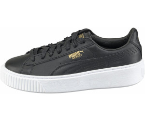 Puma Suede Platform Gold W Lo Sneaker Schuhe gold/puma black sqsZu1