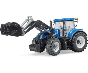 Bruder new holland t mit frontlader ab