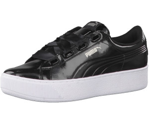Puma Vikky Ribbon P Sneaker 01 Schuhe Damen Schwarz 366419