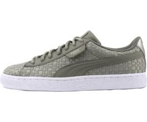 Puma Basket Satin En Pointe Sneaker für Damen Schwarz