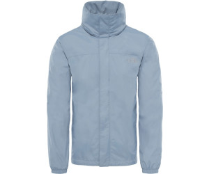 A Face North Men's Grey Insulated Mid Resolve Jacket The q8RdwnAHR