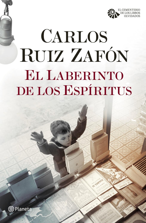 Image of El laberinto de los espíritus (Carlos Ruiz Zafón)