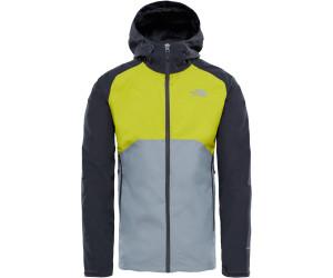 ff25b908f Buy The North Face Men's Stratos Jacket asphalt grey/citronelle ...