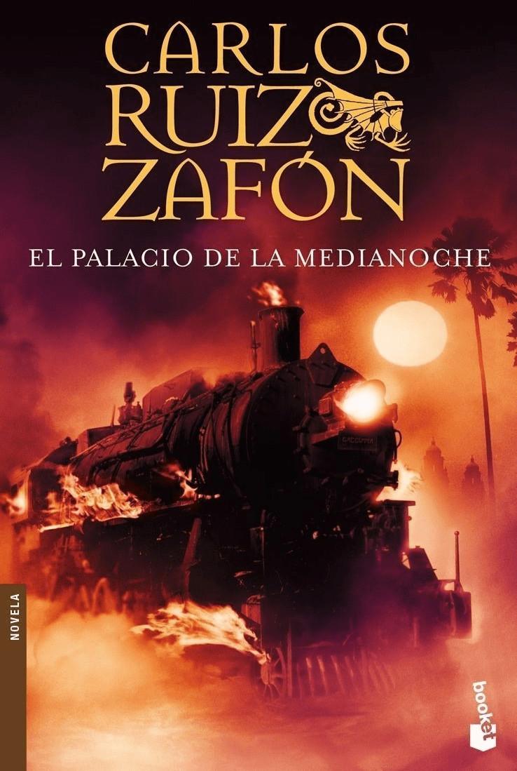 El palacio de la medianoche (Ed. de bolsillo) (Carlos Ruiz Zafón) [Taschenbuch]