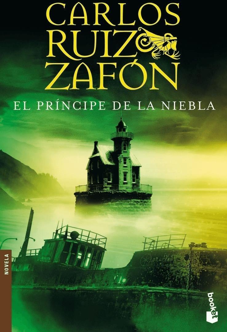 El príncipe de la niebla (Ed. de bolsillo) (Carlos Ruiz Zafón) [Taschenbuch]