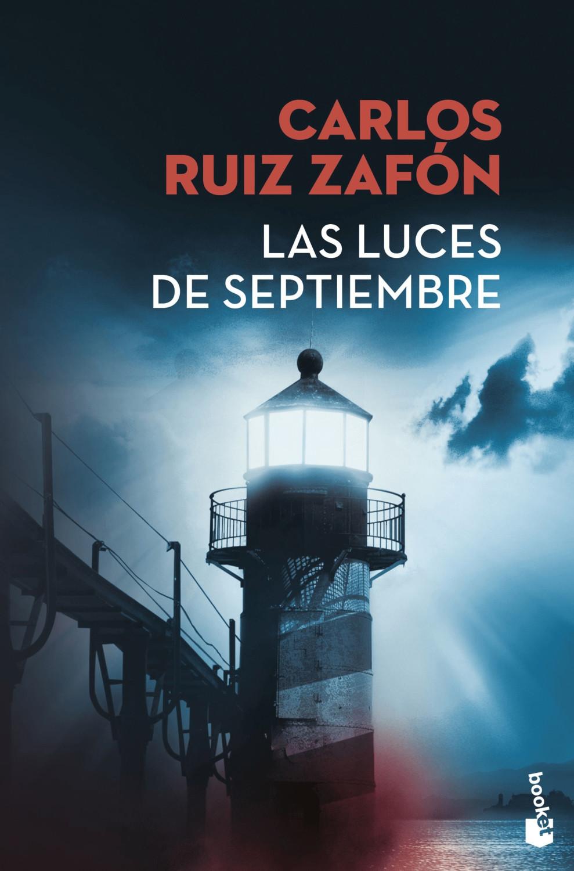 Las luces de septiembre (Ed. de bolsillo) (Carlos Ruiz Zafón) [Taschenbuch]