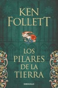 Image of Los pilares de la Tierra (paperback) (Ken Follett)
