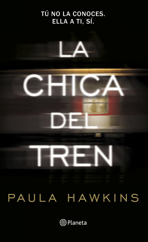 Image of La chica del tren (Paula Hawkins)