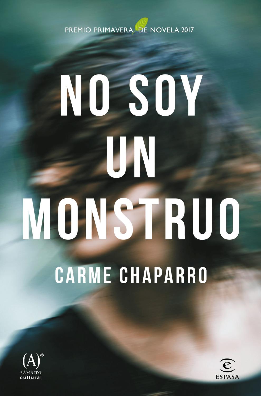 Image of No soy un monstruo (Carme Chaparro)