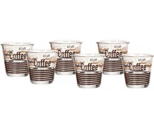Ritzenhoff & Breker Sana Espressoglas 95 ml 6er Set
