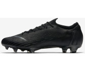 reputable site 9adc7 0c59b Nike Mercurial Vapor XII Elite FG black black bright crimson schwarz