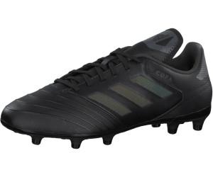 COPA 18.1 AG - Fußballschuh Nocken - core black/footwear white/real coral nz76y