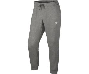 Nike Sportswear Club Fleece Jogginganzug dark grey heatherwhite L