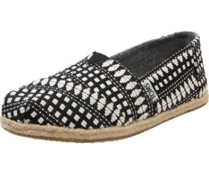 c66270ecbe Toms Shoes Alpargata Women black/white desde 42,00 € | Compara ...