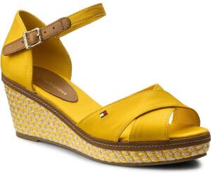 tommy hilfiger damen iconic elba sandal basic riemchensandalen