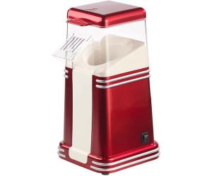 Popcorn Maker XL Heißluft Popcorn Maschine für bis zu 100 g Mais 1200W