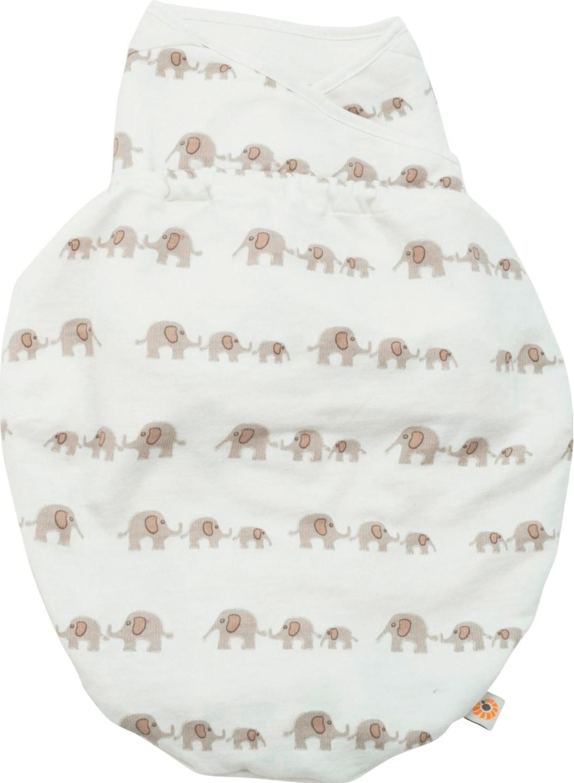 Ergobaby Puck-Mich-Sack Elefant