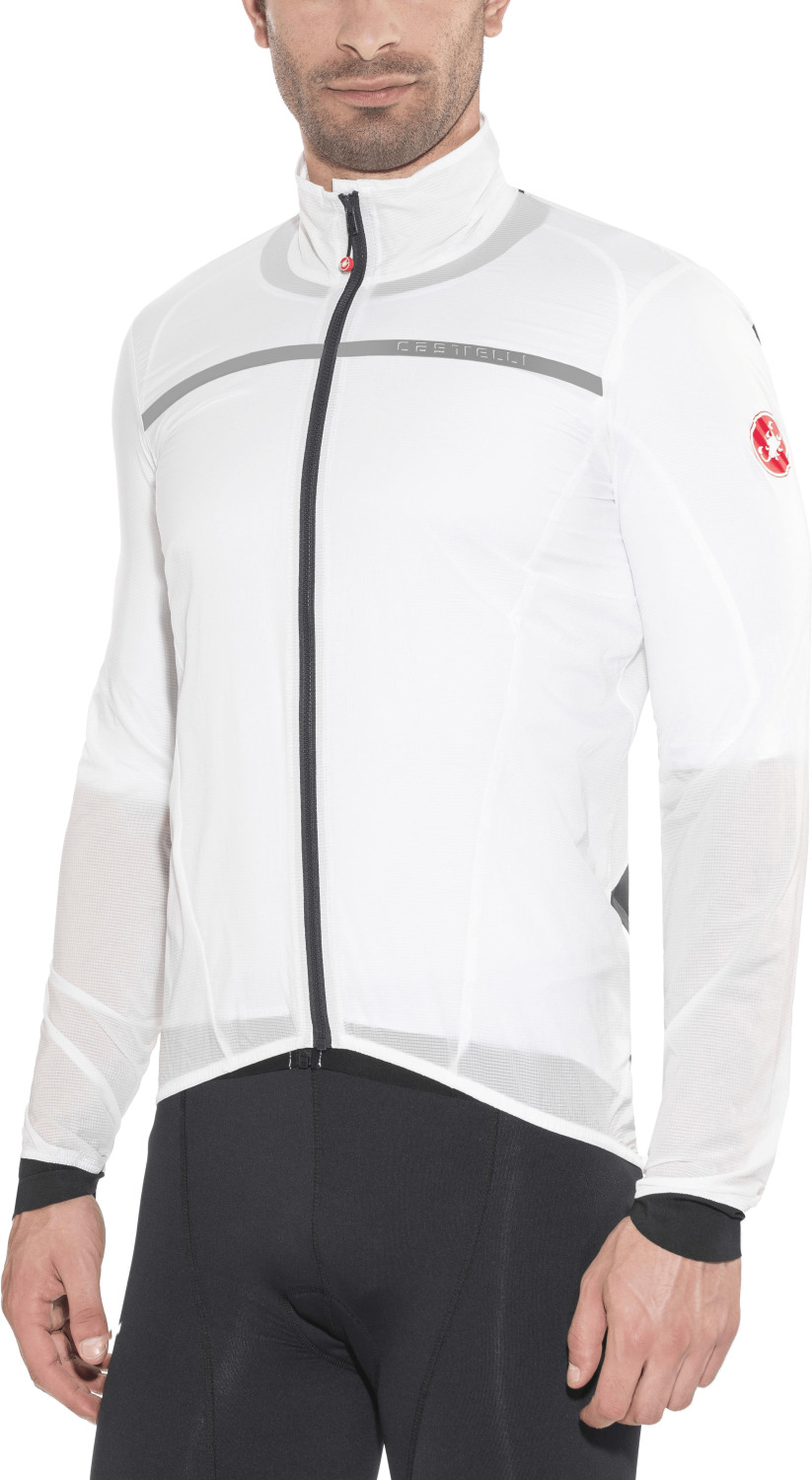 Castelli Superleggera Jacket white