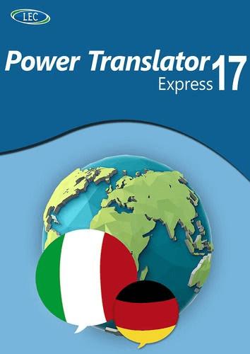 Image of Avanquest Power Translator 17 Express German-Italian