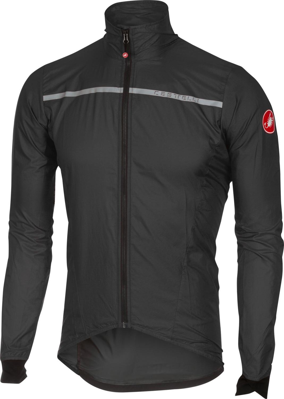 Castelli Superleggera Jacket anthracite
