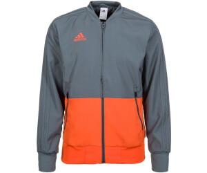 Buy Adidas Condivo 18 Presentation Jacket onyxorange from