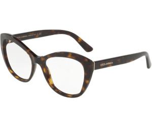 DOLCE & GABBANA Dolce & Gabbana Damen Brille » DG3284«, schwarz, 501 - schwarz