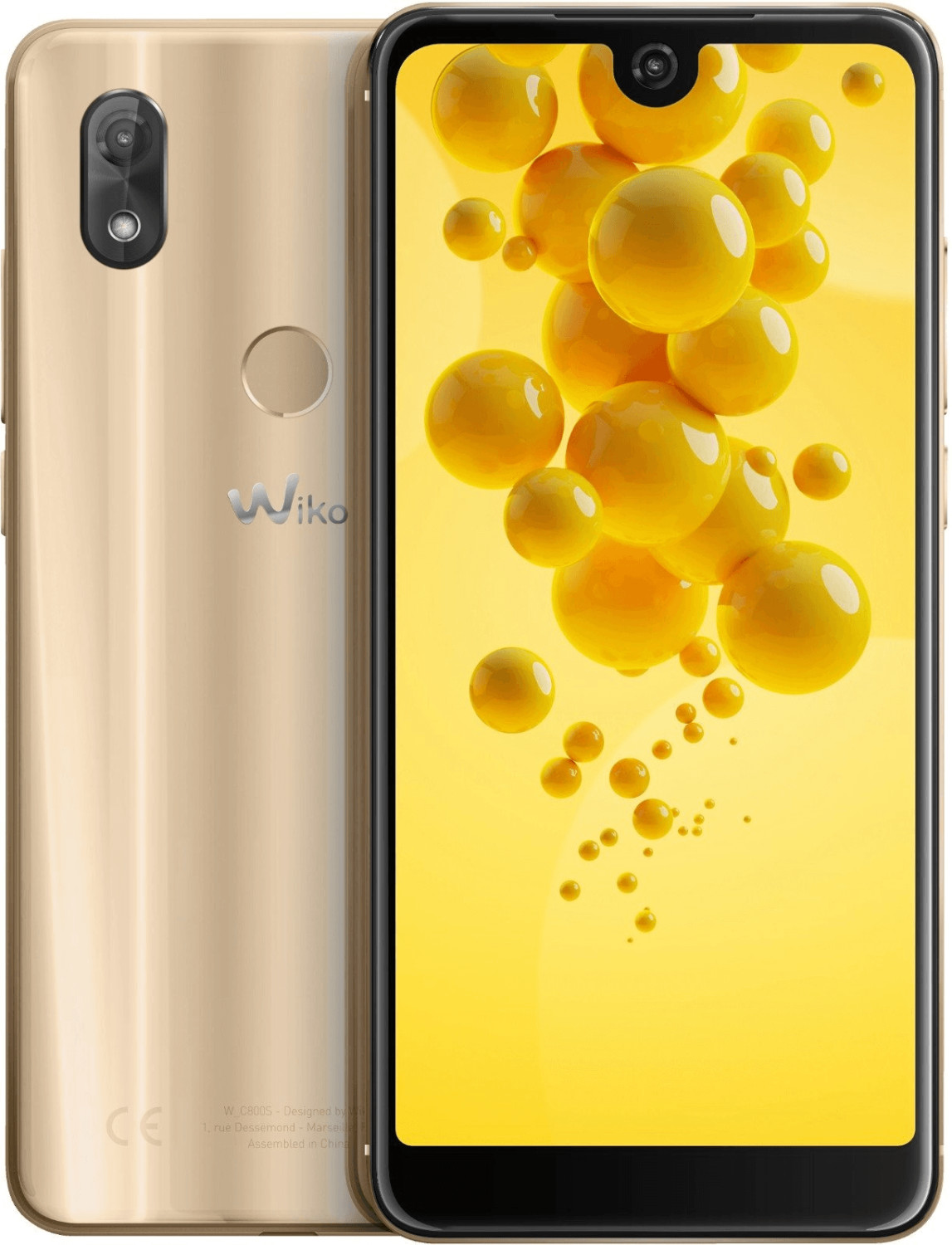 Image of Wiko View 2 Gold