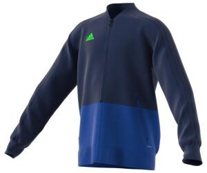 Adidas Condivo 18 Präsentationsjacke Kinder dark bluebold