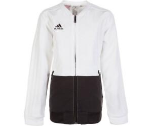 Adidas Condivo 18 Präsentationsjacke Kinder whiteblack ab