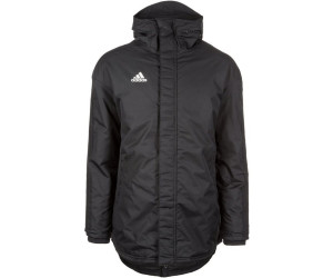 8ab0357b Buy Adidas Condivo 18 Stadium Parka black/white from £48.04 – Best ...