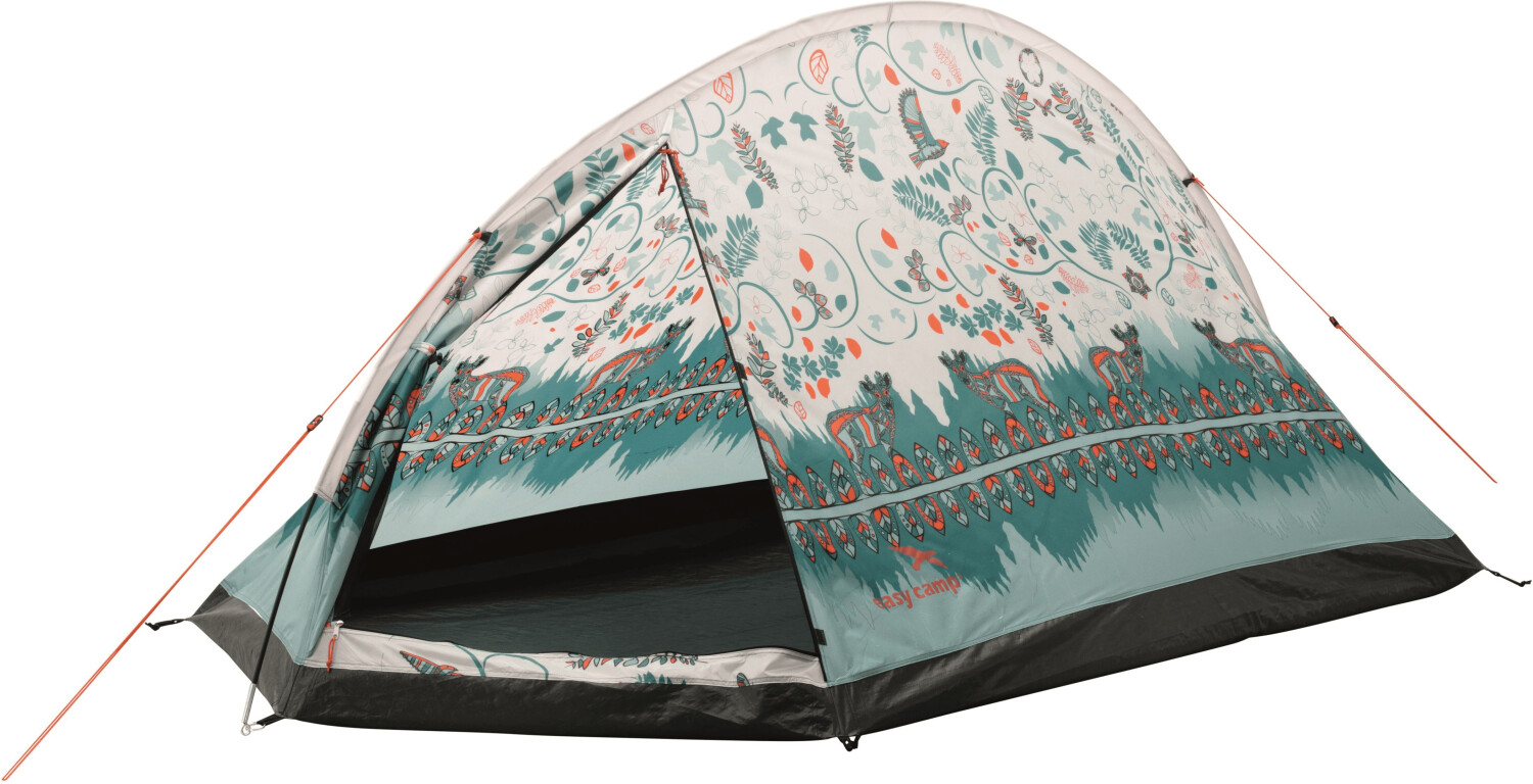 easy camp Image Daylily Floral Print