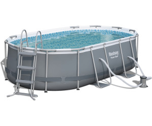 piscine tubulaire bestway power steel 424 x 250 cm