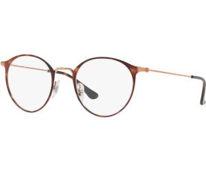 RAY BAN RAY-BAN Brille » RX6378«, goldfarben, 2905 - gold