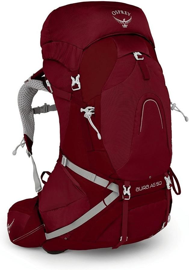 Osprey Aura AG 50 S gamma red