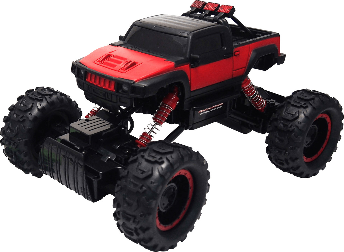 Amewi Rock Crawler Cross Country 1:14 red black...