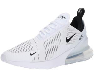 Nike Air Max 270 WhiteWhiteBlack au meilleur prix sur
