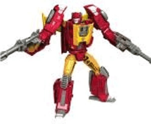 Transformers Titans Return Deluxe Firedrive & A...