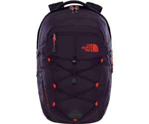ce791f067c Buy The North Face Women's Borealis galaxy purple/fire brich red (CHK3)  from £64.99 – Best Deals on idealo.co.uk