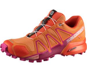 Salomon Speedcross 4 Shoes Women Bird of Paradise/Nasturtium/Pink Yarrow UK 5 l8ssBaL8fv
